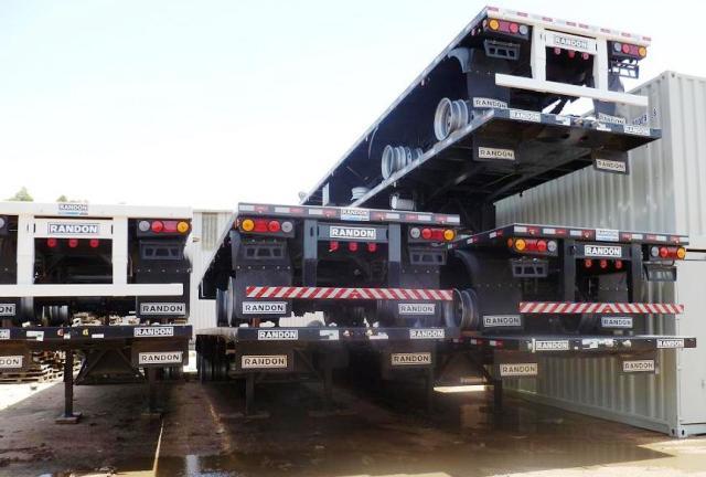 Zorras de camiones de orígen brasileño.